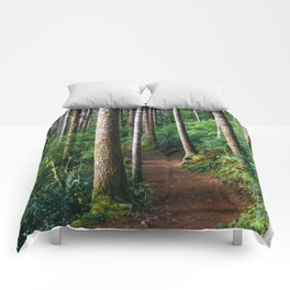 Trees: III // Oregon Comforters