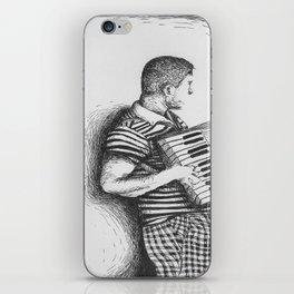 Via dell'Amore iPhone Skin