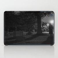 noir iPad Cases featuring Noir by Derek Donovan