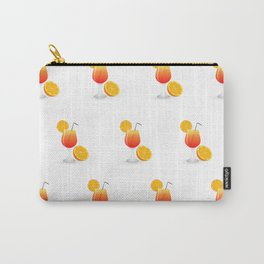 Summer orange cocktail Carry-All Pouch