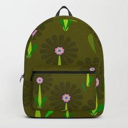 zappwaits Flower Rucksack