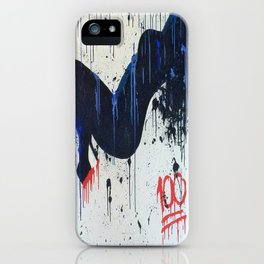 """keepin it 100"" iPhone Case"