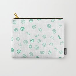 Happiness in Shapes 2 Carry-All Pouch