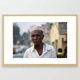 Samuduha Framed Art Print