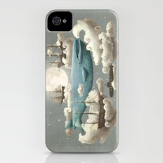 Ocean Meets Sky Slim Case iPhone (4, 4s)