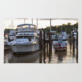 Chesapeake Docks Rug