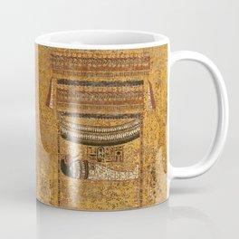 Tomb of Tutankhamun, The Eastern Wall Coffee Mug