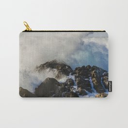 Pacific Waves // California Carry-All Pouch
