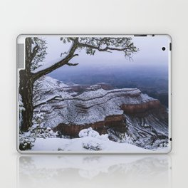Snowy Grand Canyon Mesa Laptop & iPad Skin