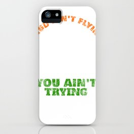 Funny Offroad 4x4 Because Mud design iPhone Case