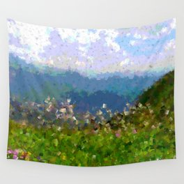 Pyrenees Wall Tapestry