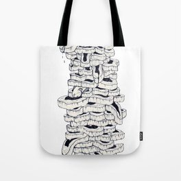 mass meat Tote Bag