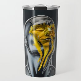 Love is the Only Gold Travel Mug