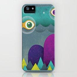 Lakeshore Drive #3 iPhone Case