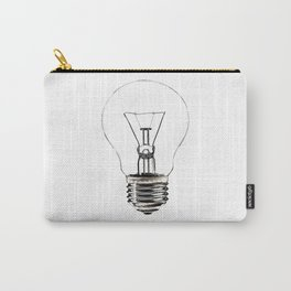 I Have an Idea!  Let there be light... Carry-All Pouch