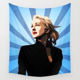Cyndi Lauper - Pop Art Wall Tapestry