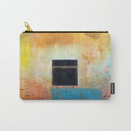 Of the Earth 1 by Nadia J Art Carry-All Pouch