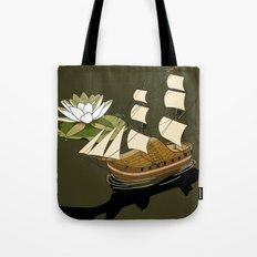 The Wandering dutch. Tote Bag
