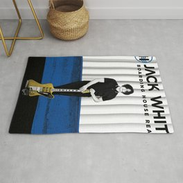 jack white boarding house reach 2019 tour terserah Rug