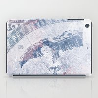 vintage map iPad Cases featuring Vintage Map by MJ'designs - Marosée Créations