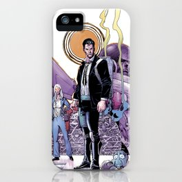 BRIK JONES: ATTORNEY FOR EARTH, The case of case number 69 - cover iPhone Case