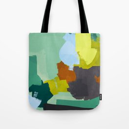 Palette for young people Tote Bag