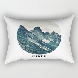 Hiker Rectangular Pillow