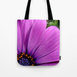 Purple Osteospermum Tote Bag