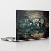crowley Laptop & iPad Skins featuring Crowley by Sirenphotos