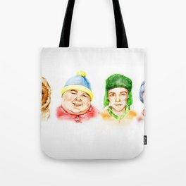 Real South Park Tote Bag