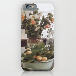 Rustic Home  iPhone Case
