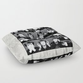 David Bowie : Sound and Vision Floor Pillow