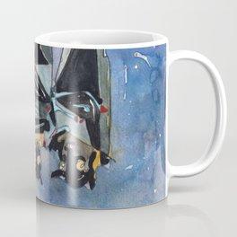Bat Fam Coffee Mug