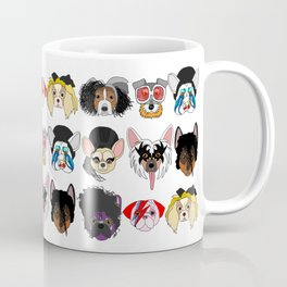 Pop Dogs Coffee Mug