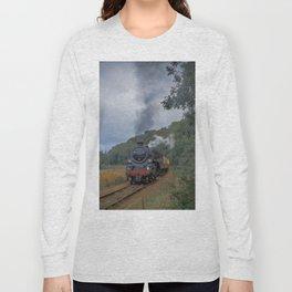 Steam Trains Long Sleeve T-shirt