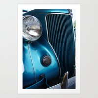 old school Art Prints featuring Old School by JCalls Photography