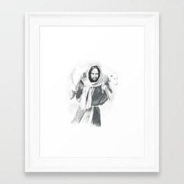 The Good Shepherd (2017) Framed Art Print