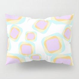 Fair Retro Pattern Pillow Sham