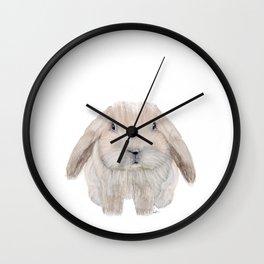the littlest bunny Wall Clock