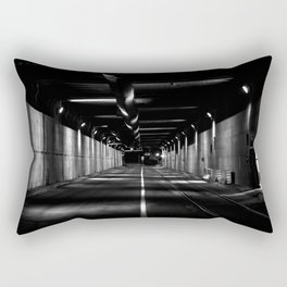 Le tunnel Rectangular Pillow