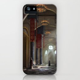 Temple iPhone Case