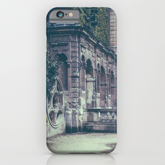 French Garden   iPhone & iPod Case