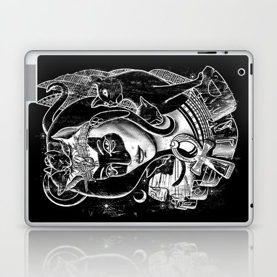 Bastet Laptop & iPad Skin