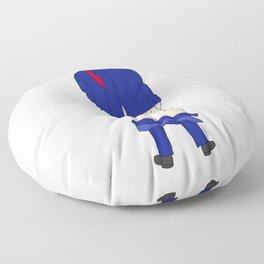 Trump Butt Floor Pillow