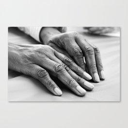 Storyteller  Canvas Print