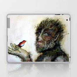 Greenman Laptop & iPad Skin