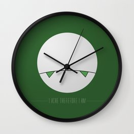 I ache, therefore I am Wall Clock