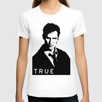 true detective T-shirts featuring True Detective by Green'n'Black