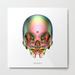 MMXVI Light Metal Print