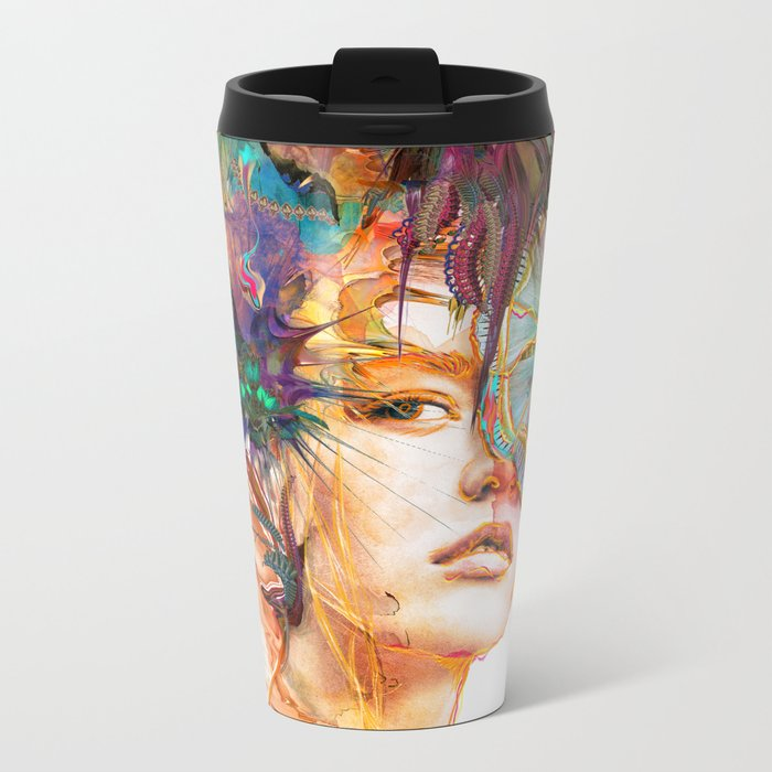 Shift Metal Travel Mug